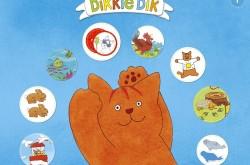 Titelscherm - Dikkie Dik - Zoekspel