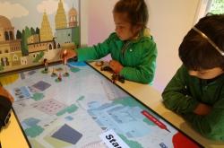 - Verhalentafel Openluchtmuseum