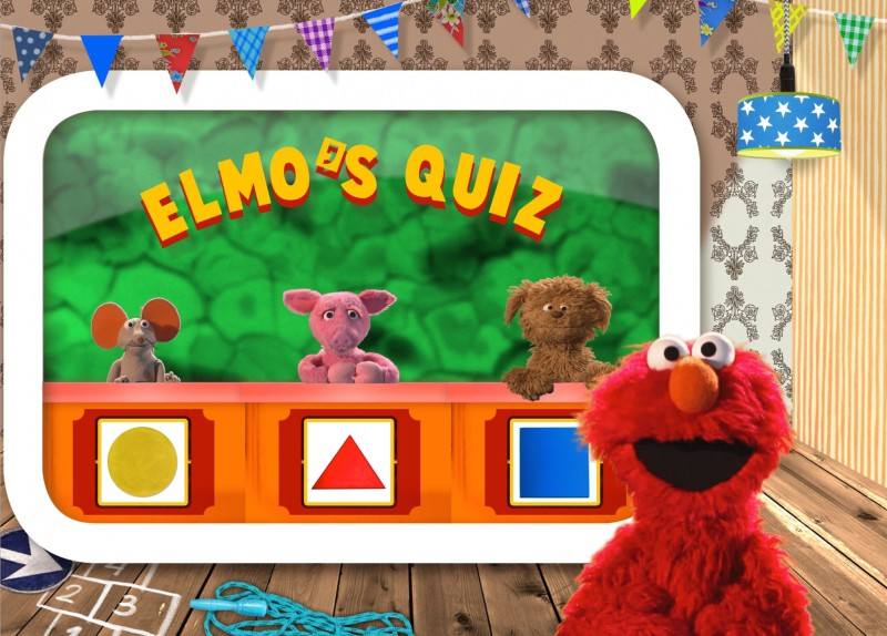 Elmo's Quiz